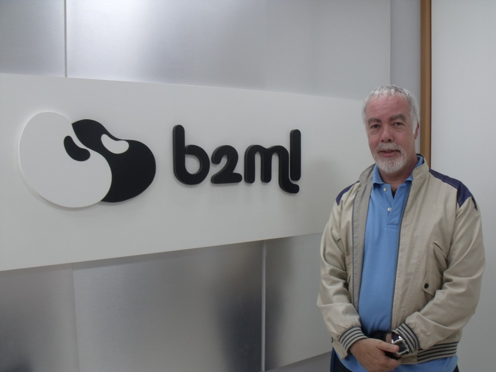 Octavio Scofano, editor do site Conexão Itajubá e apresentador do programa Conexão Itajubá (Panorama FM) e Itajubá em Foco (Canal 20)